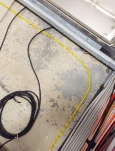 Leakagesensor Rope