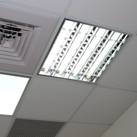 LED Drop-In Panel 1' x 4'