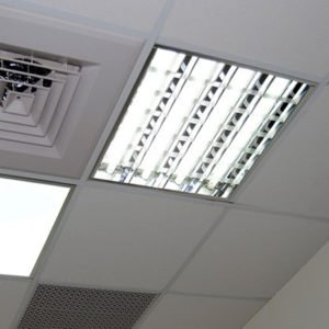 LED Drop-In Panel 2′ x 4′