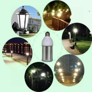 Indoor/Outdoor LED Lamp